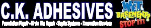C K Adhesives Logo