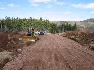 excavation driveway